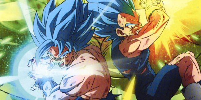 L'Anime Comics Dragon Ball Super Broly listé chez Glénat pour le 5 février 2020