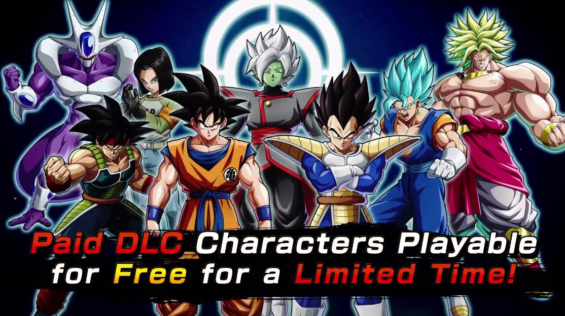 Dragon Ball FighterZ : Cooler et Zamasu Fusionné disponible gratuitement ce weekend