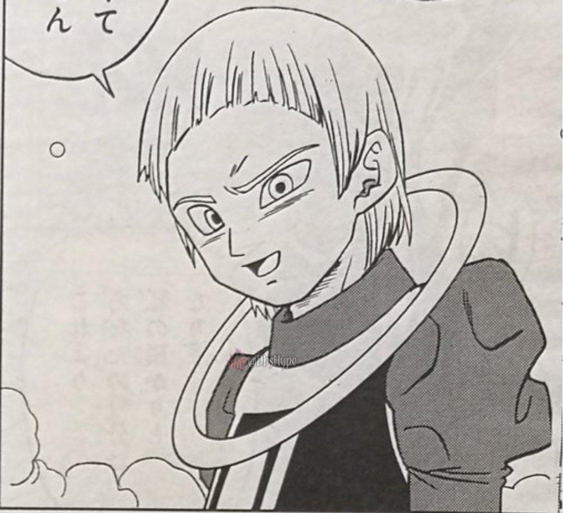 Dragon Ball Super Merus Ange