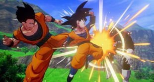 Dragon Ball Z Kakarot : Images de Goten, Trunks, Gohan et C18