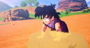 Dragon Ball Z Kakarot : Goku sauve Gohan contre Nappa en vidéo