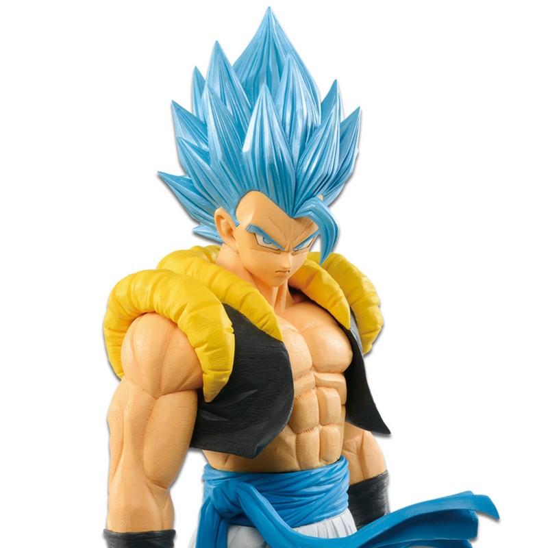 Figurine Gogeta SSJ Blue Grandista