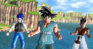 Dragon Ball Xenoverse 2 : Trailer de l'Ultra Pack 2