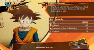 Dragon Ball Z Kakarot : La mise à jour 1.04 est disponible