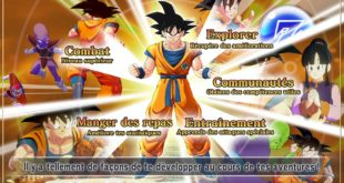 Dragon Ball Z Kakarot : Un trailer pour la progression du personnage