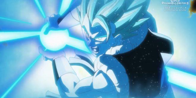 Super Dragon Ball Heroes Épisode 19