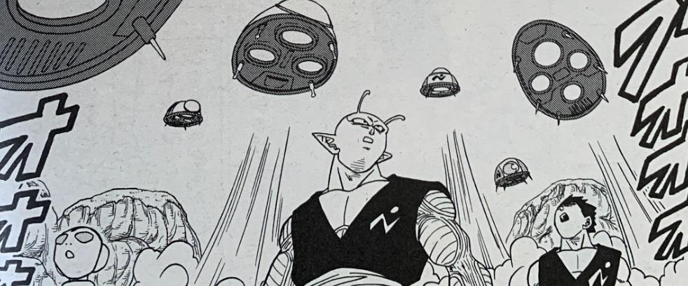 Résumé du Chapitre 56 de Dragon Ball Super
