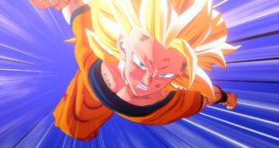 Dragon Ball Z Kakarot : Chiffres de vente pour la deuxième semaine au Japon
