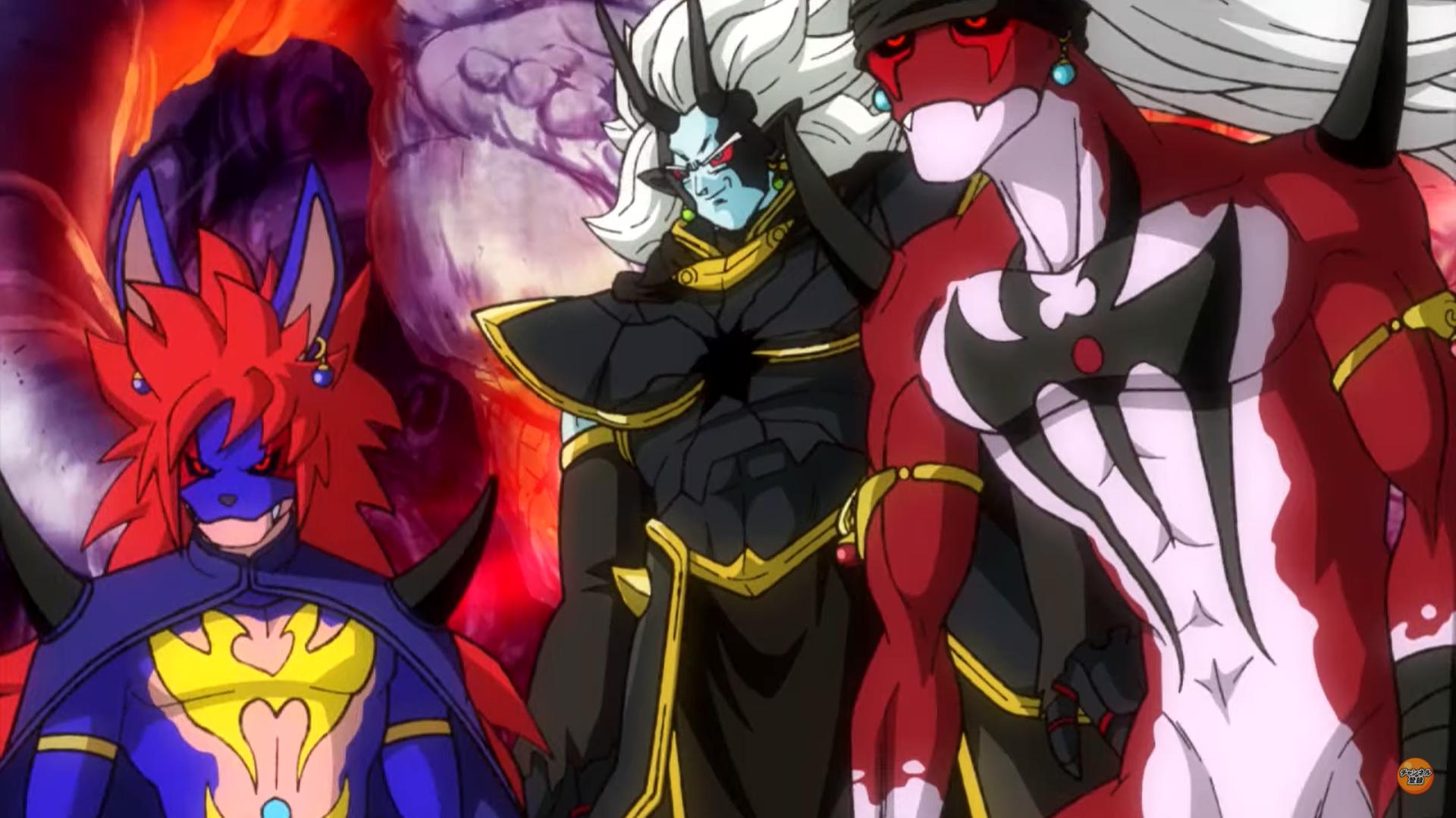 Super Dragon Ball Heroes : Lancement de la Universe Mission 12