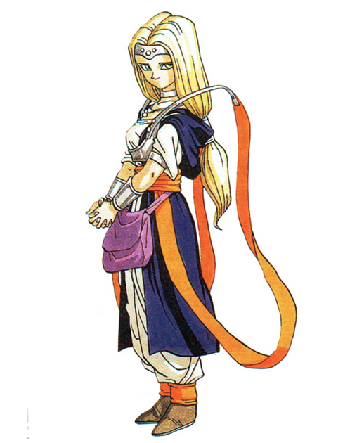 Dragon Quest VI Milly