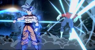 Dragon Ball FighterZ : Images HD de Kefla et Goku Ultra Instinct