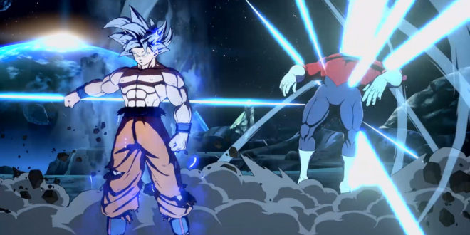 Dragon Ball FighterZ : Images HD de Kefla et Goku Ultra Instinct