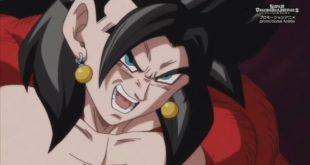Super Dragon Ball Heroes Épisode Spécial Roi des Ténèbres
