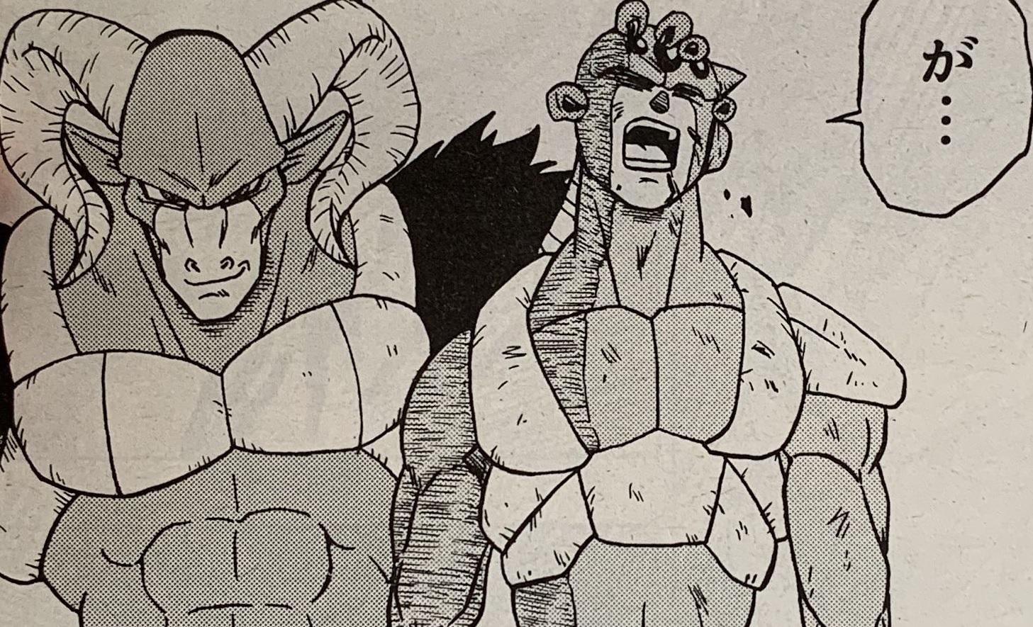 Résumé du chapitre 57 de Dragon Ball Super