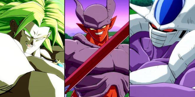 Dragon Ball FighterZ : Broly, Cooler et Janemba jouables gratuitement du 28 février au 1er mars