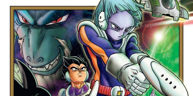 Dragon Ball Super : Le tome 10 disponible aujourd'hui en France