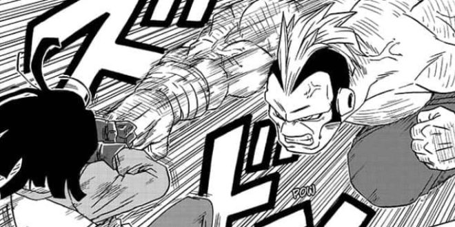Dragon Ball Super Chapitre 57