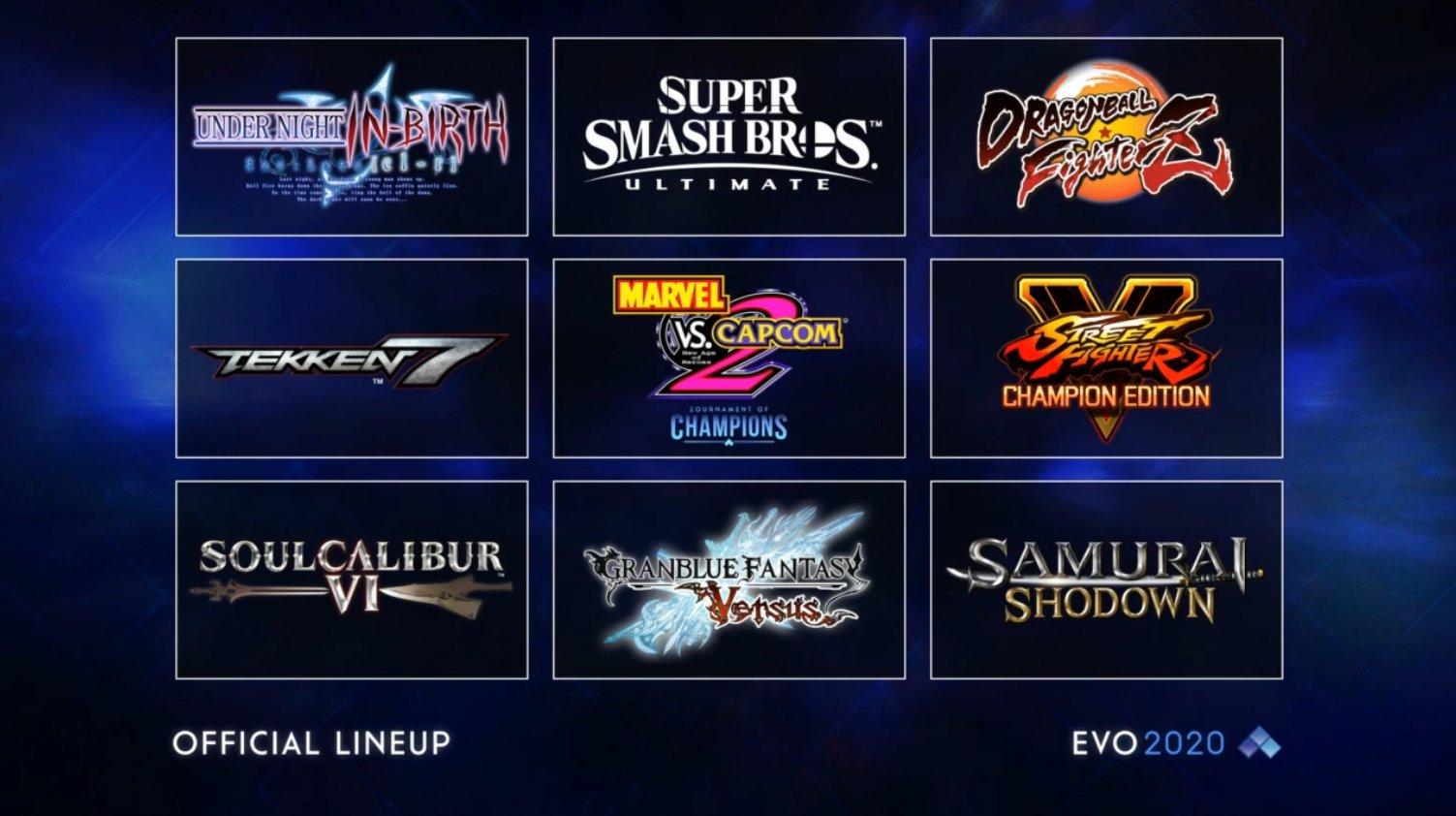 Dragon Ball FighterZ EVO 2020