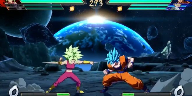 Dragon Ball FighterZ : Trailer de Gameplay de Kefla