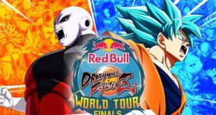 Suivez les finales du World Tour de Dragon Ball FighterZ en Live ce weekend