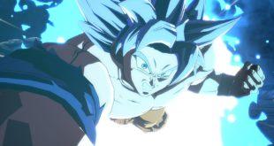 Dragon Ball FighterZ : Images HD de Goku Ultra Instinct