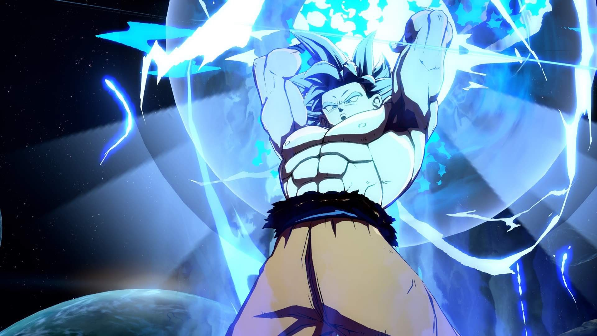 Dragon Ball FighterZ : Images Goku Ultra Instinct