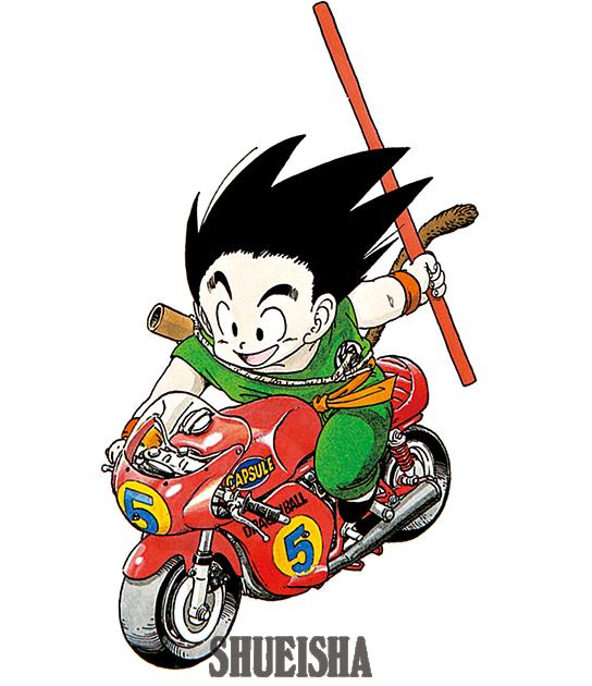 Dragon Ball tour du muscle Red Ribon