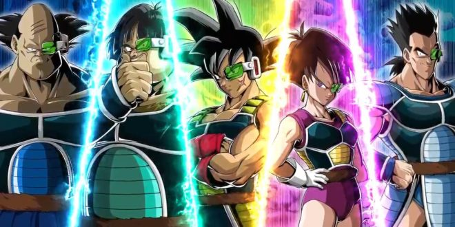Dragon Ball Z Dokkan Battle Saiyan Day 2020