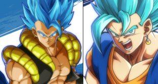Dragon Ball FighterZ : Vegetto et Gogeta jouables gratuitement du 27 au 30 mars