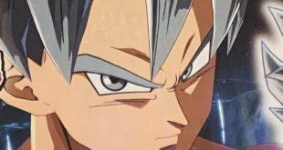Dragon Ball FighterZ : Goku Ultra Instinct dévoile ses techniques