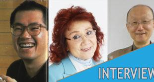 Dragon Ball Tenka'ichi Densetsu - Interview Toriyama, Nozawa, Koyama