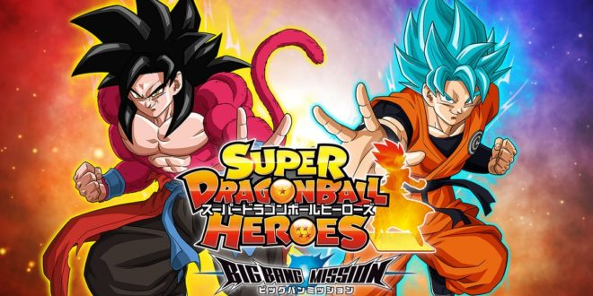 Super Dragon Ball Heroes : Le lancement de la Big Bang Mission reporté en raison du Coronavirus