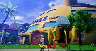 Dragon Ball Z Kakarot : La Time Machine pour mars, le patch 1.05 disponible