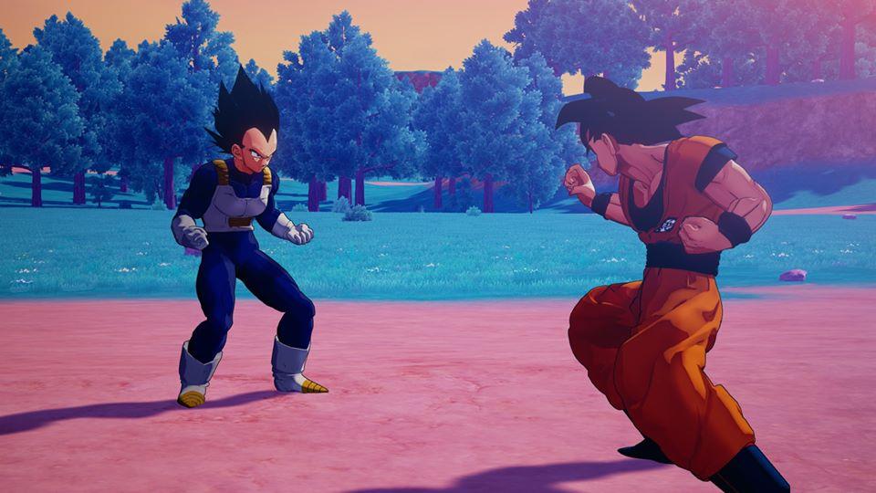 Dragon Ball Z Kakarot : Date de sortie du premier DLC