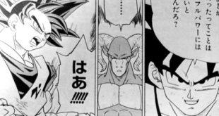 Résumé du Chapitre 59 de Dragon Ball Super
