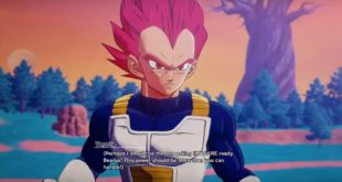 Dragon Ball Z Kakarot : Gameplay du DLC 1