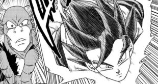 Dragon Ball Super Chapitre 59