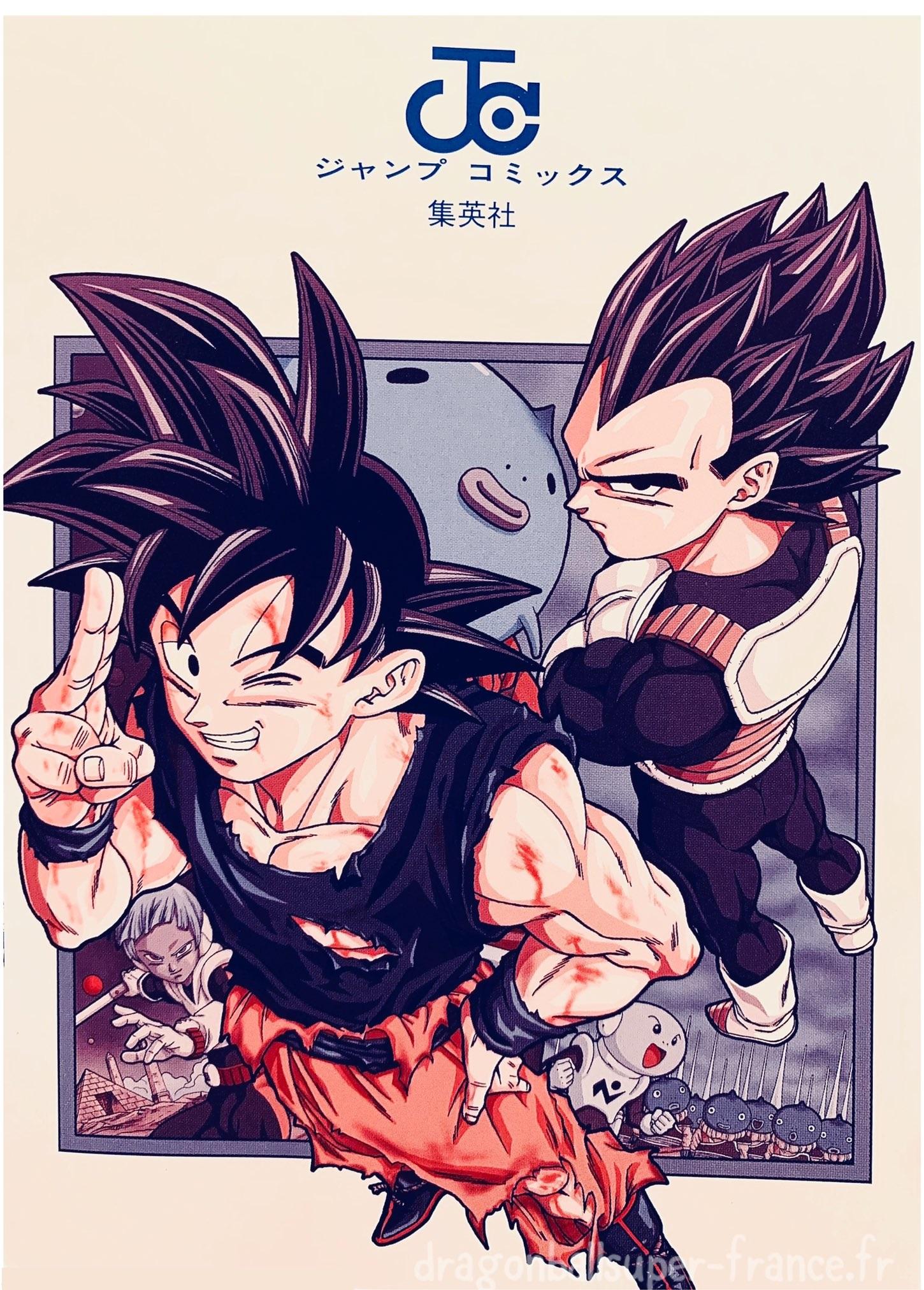 Dragon Ball Super tome 12 cover