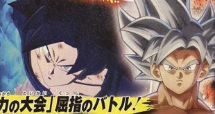 Dragon Ball FighterZ : Goku Ultra Instinct arrive en mai avec un Dramatic Finish