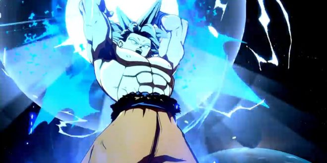 Dragon Ball FighterZ : Trailer et date de sortie de Goku Ultra Instinct