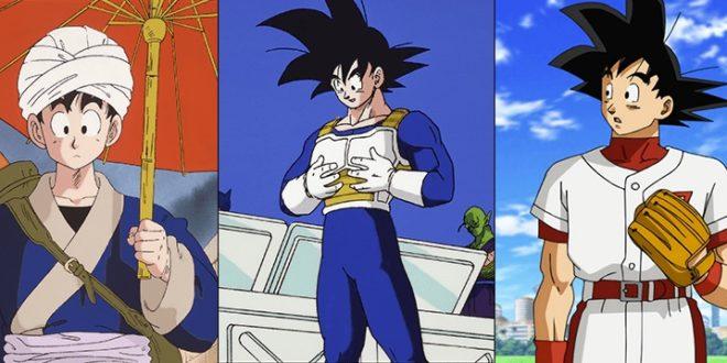 tenues Goku KAKAROT COLLECTION