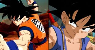 Dragon Ball FighterZ : Goku (forme de base) et Goku GT jouables gratuitement du 8 au 11 mai 2020