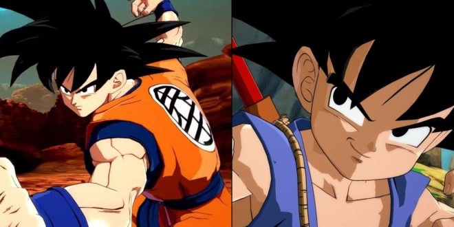 Dragon Ball FighterZ : Goku (forme de base) et Goku GT jouables gratuitement du 8 au 11 mai 2020
