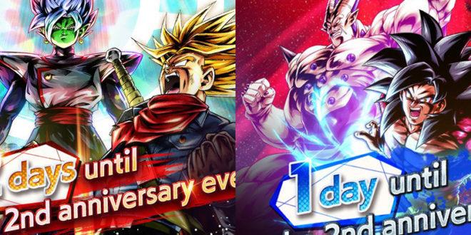 Dragon Ball Legends : Tout sur les nouveaux personnages