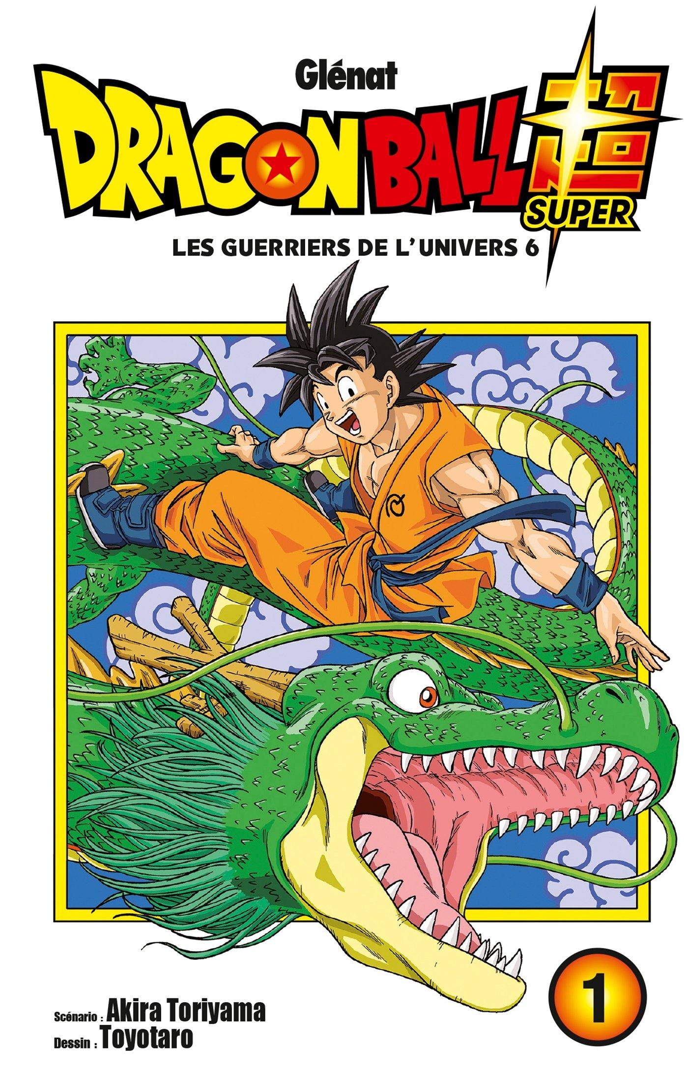 Dragon Ball Super lecture gratuite Glénat
