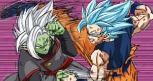 Dragon Ball Super tome 5 Full Color