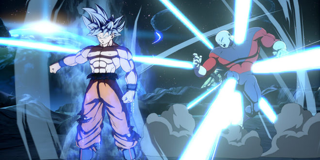 Dragon Ball FighterZ : Gameplay de Goku Ultra Instinct