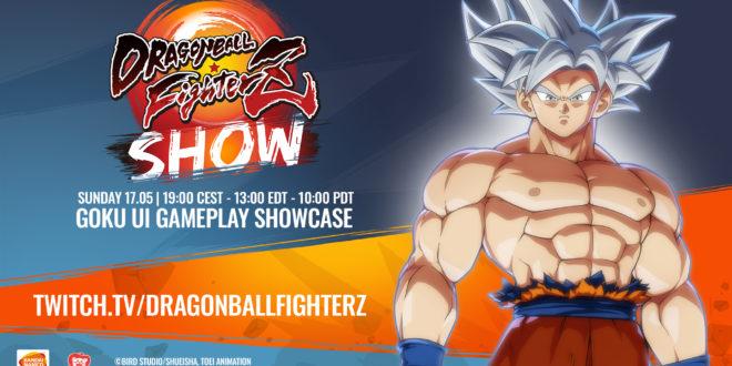 FighterZ Goku Ultra Instinct gameplay