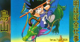 Presque toutes les œuvres d'Akira Toriyama – Semaine du 1er au 7 juin 2020 - Dragon Ball
