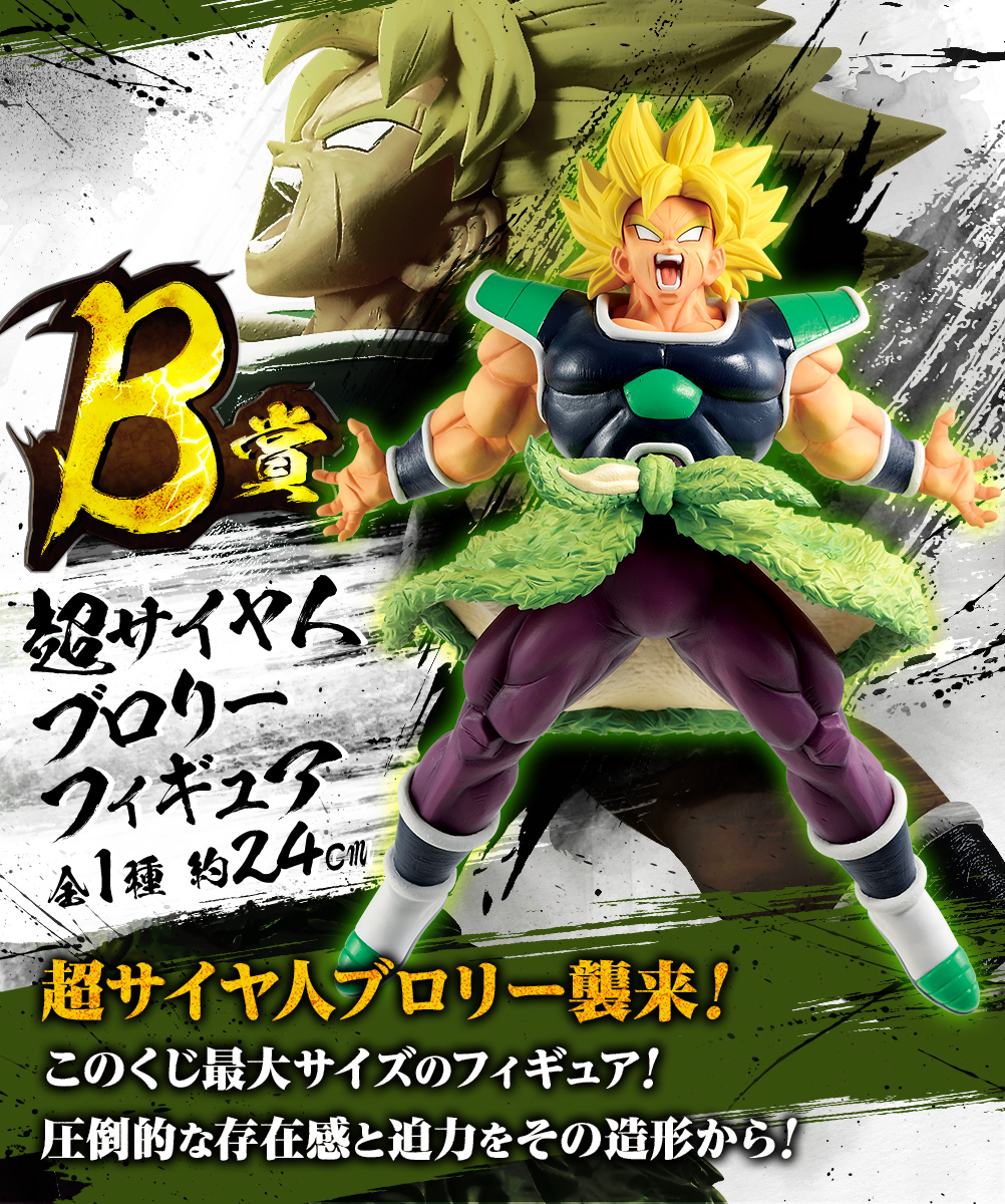 Ichiban Kuji Rising Fighters with DRAGON BALL LEGENDS